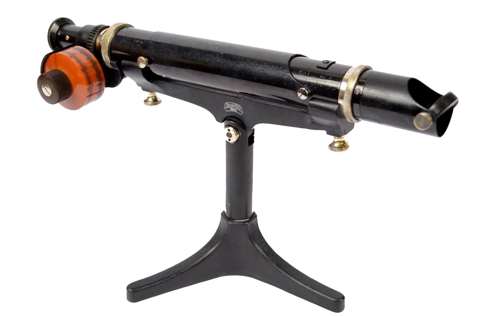 Strumenti di misura antichi/A150-Polarimetro 1920