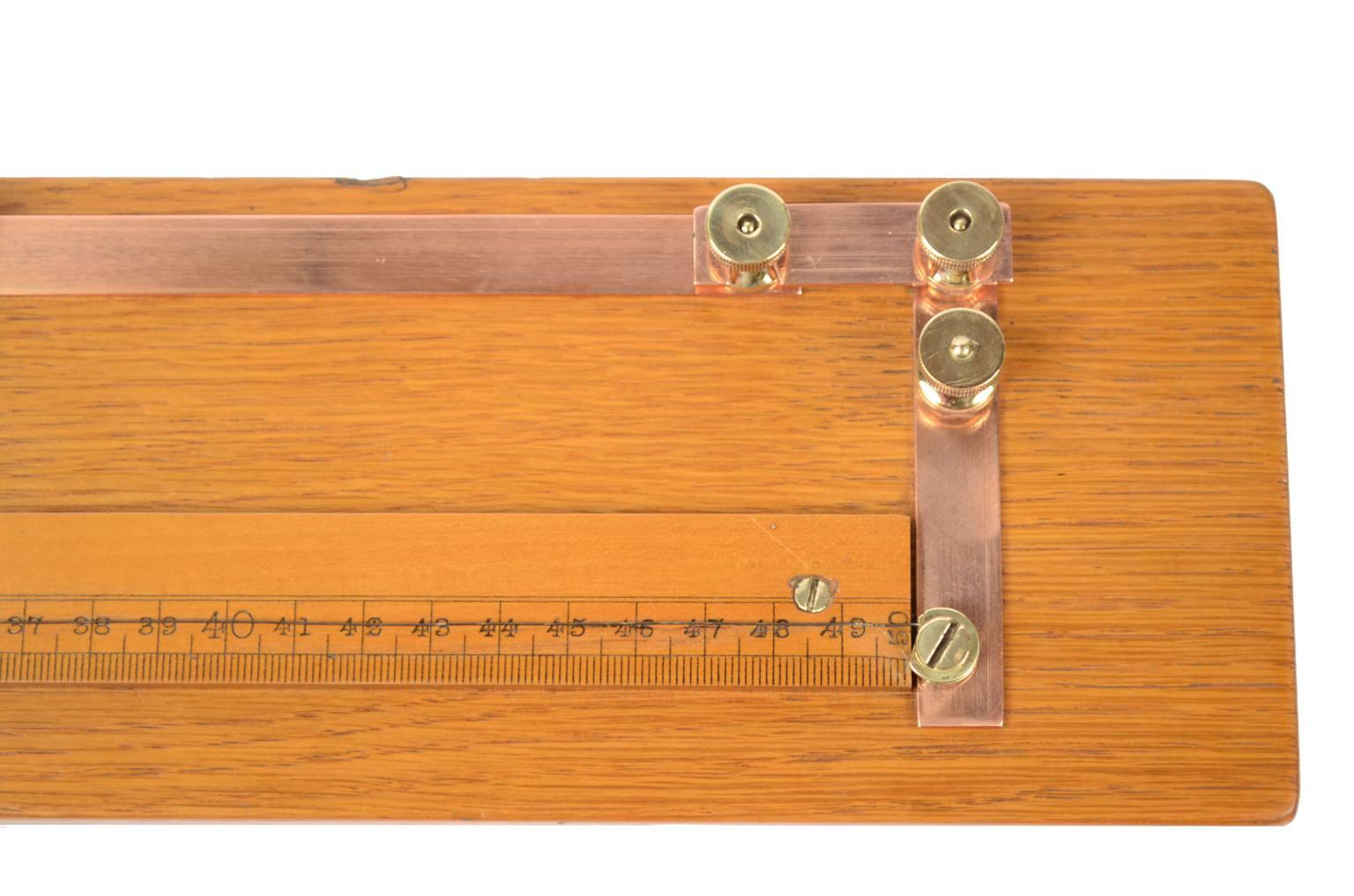 Strumenti di misura antichi/A155-Misuratore di resistenze