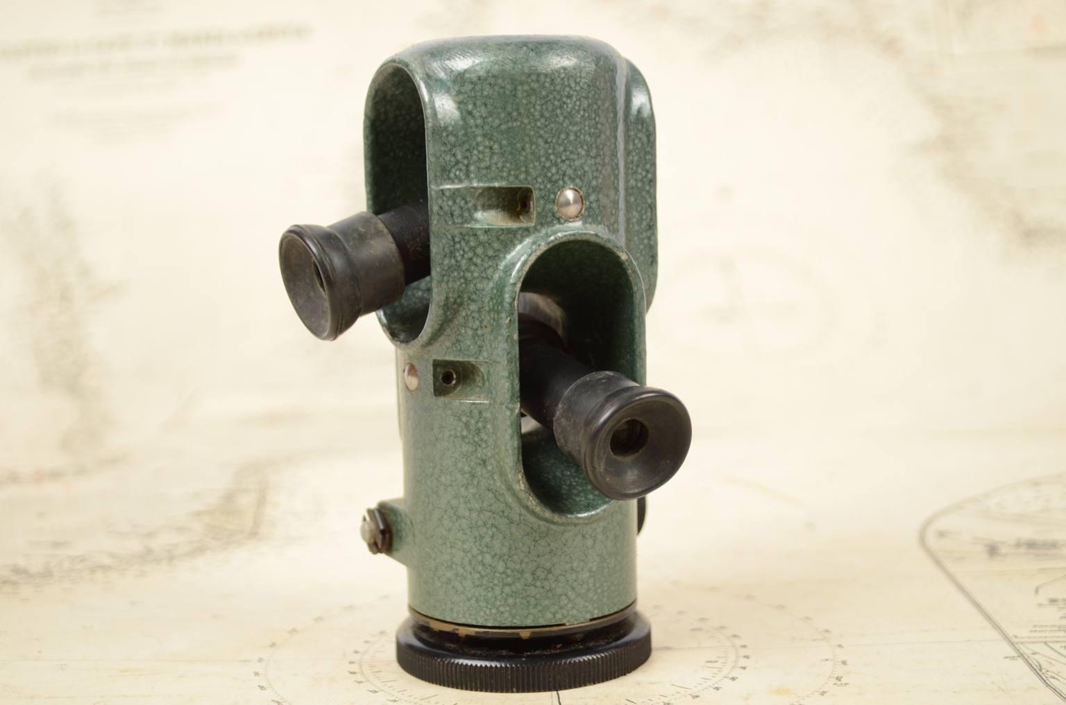 Strumenti di misura antichi/A23-Livella tascabile