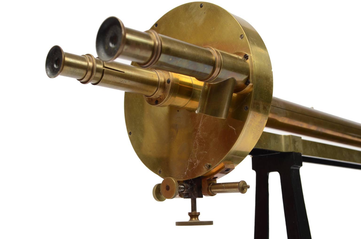 Strumenti di misura antichi/A35-Polarimetro Lippich