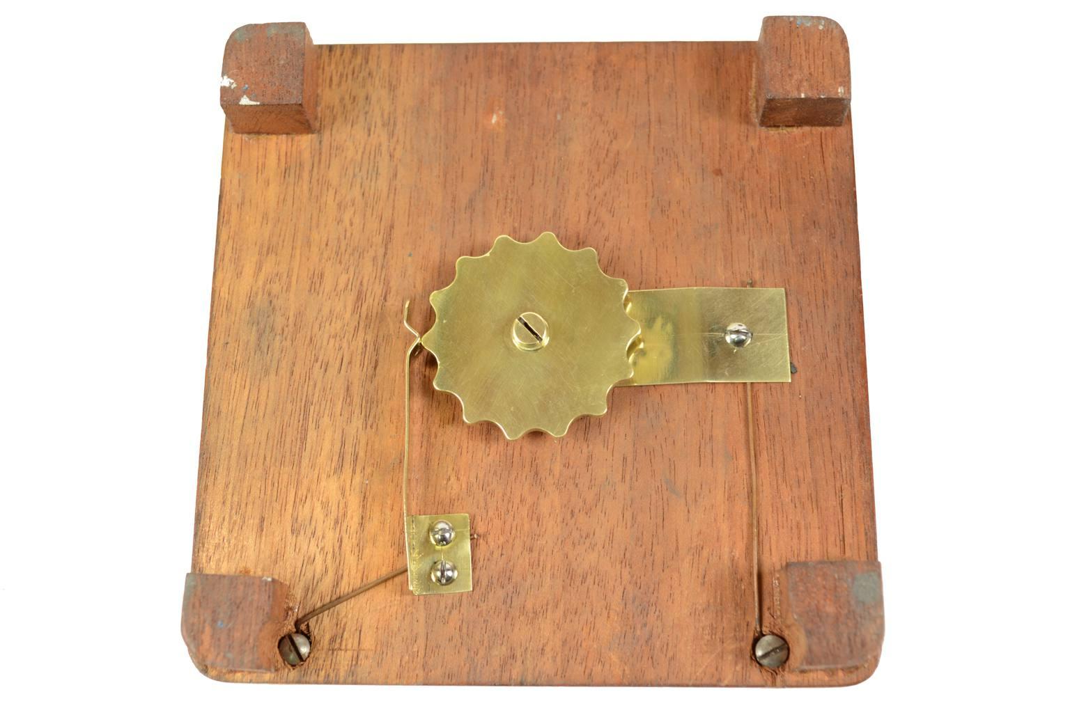Strumenti di misura antichi/A43-Manipolatore telegrafico