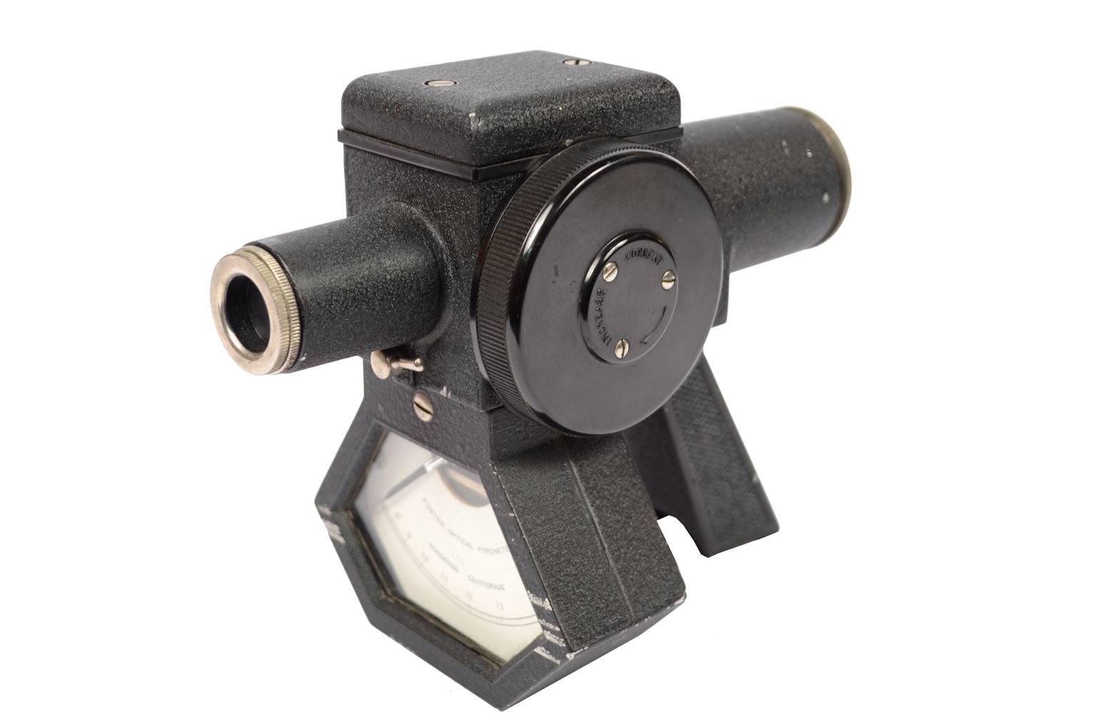 Strumenti di misura antichi/A71-Pirometro