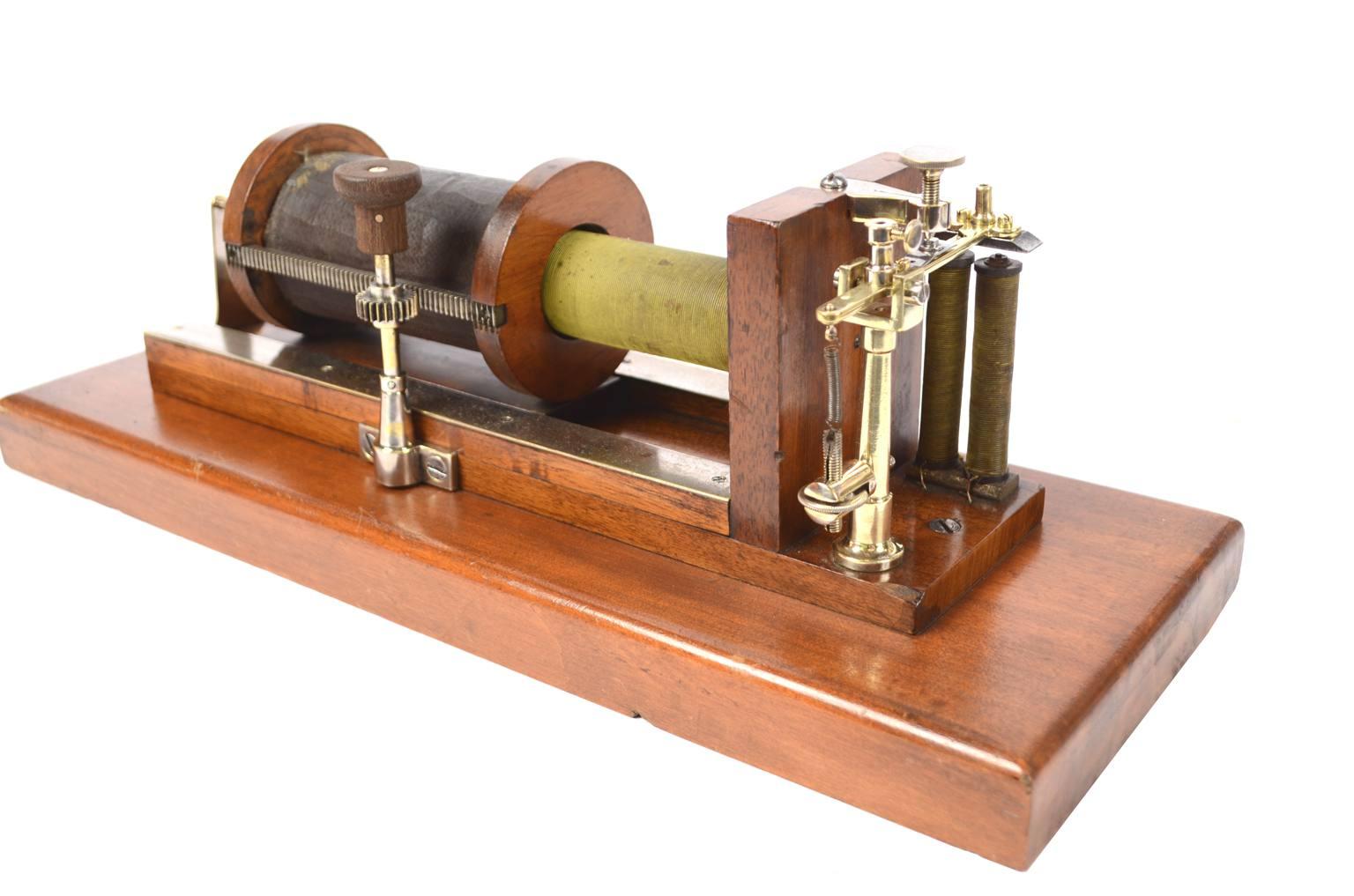 Strumenti di misura antichi/A90-Rocchetto induzione