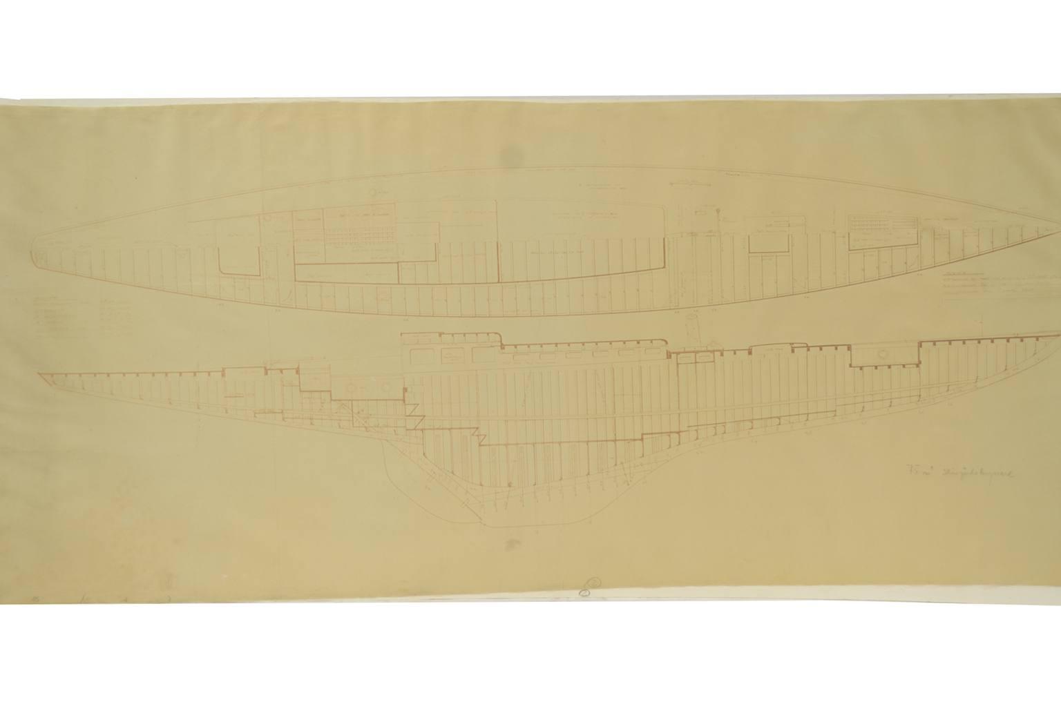 Progetti di barche d'epoca/PR02-Bacchant