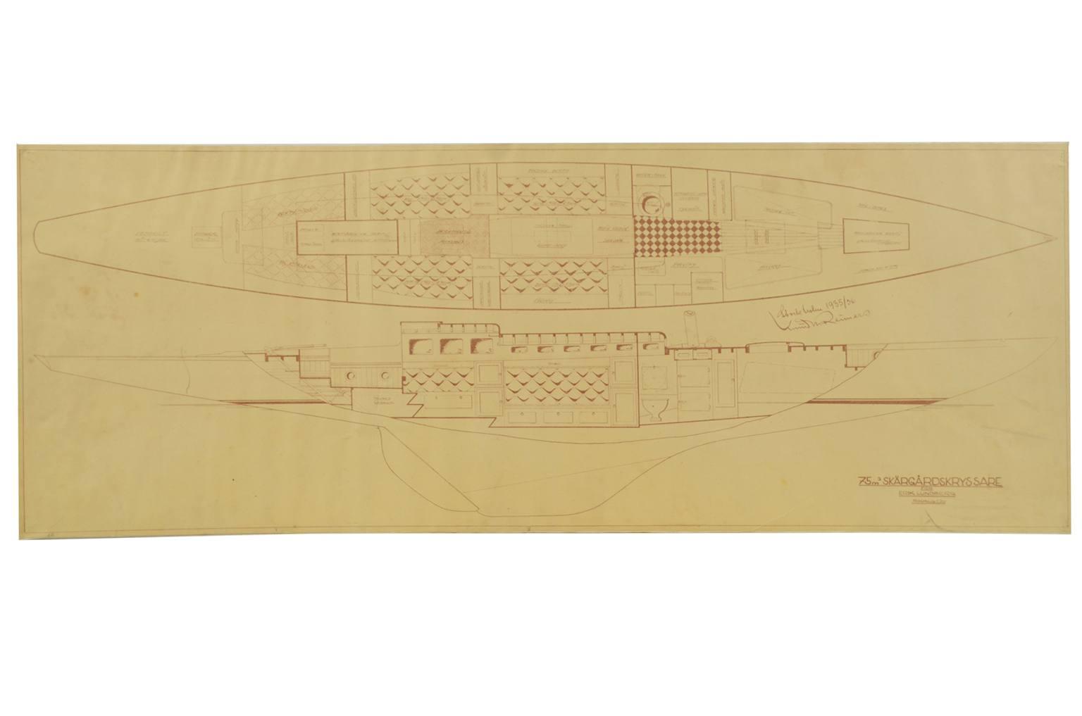 Progetti di barche d'epoca/PR03-Bacchant