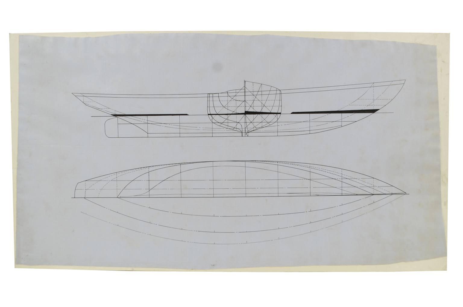 Progetti di barche d'epoca/PR19-Anonimo