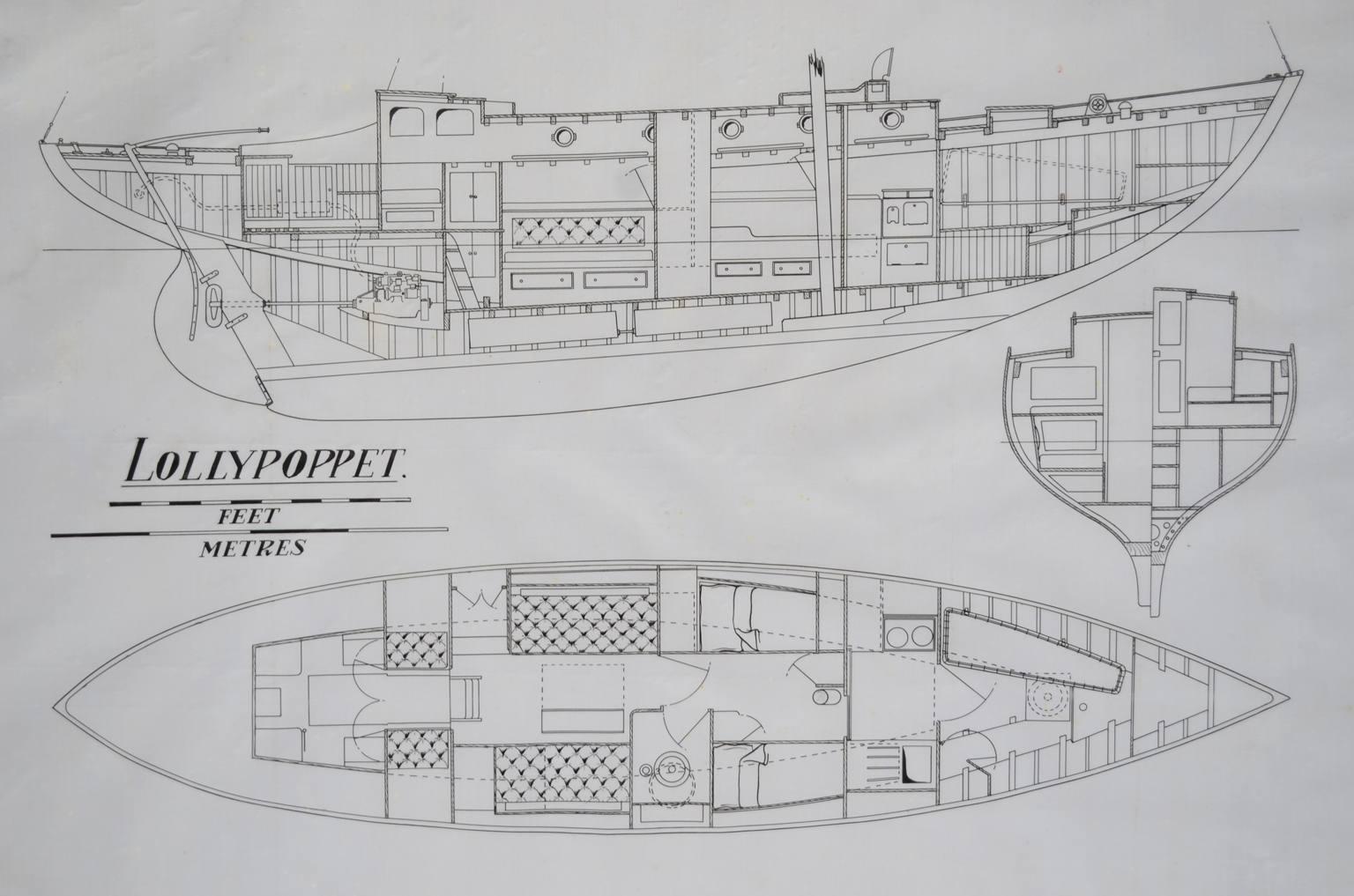 Progetti di barche d'epoca/PR38-Lollypoppet