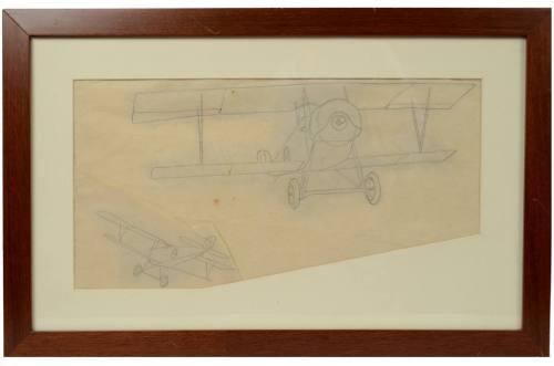 Cod. 120-Nieuport 11 Bebe