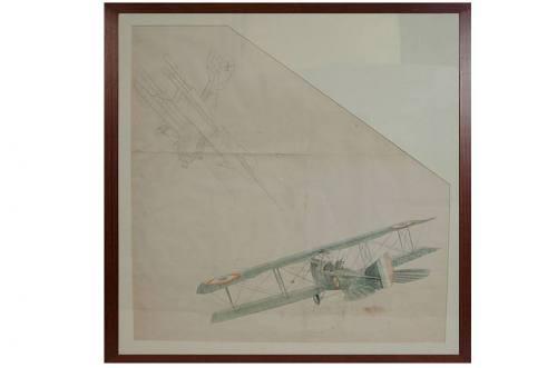 旧时的飞机/163-Albatros D III Fiat R 2/更多信息