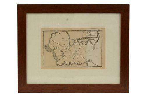 航海类古董/2514-古航海图1844/更多信息