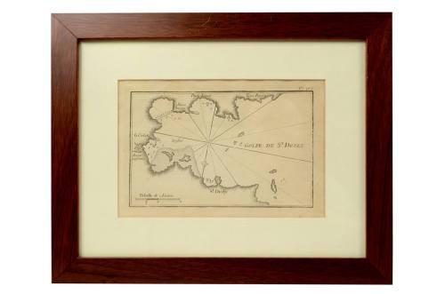 Antiquariato nautico/2515-Portolano Golfe St Drely/Più info