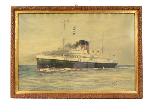 /2540-Duc D Aumale 1914/