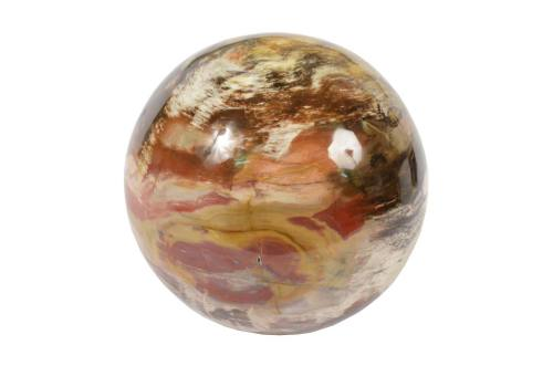 Natural history/264A-Fossil wood sphere/More info