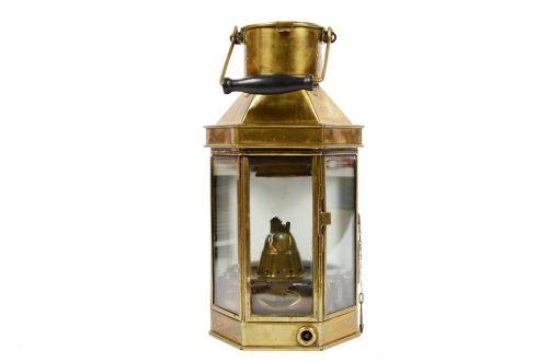 Antiquariato nautico/3344-Lampada d epoca/Più info