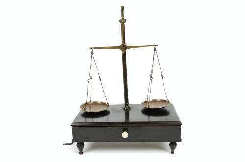 古测量工具/3479-猎人用的秤/更多信息