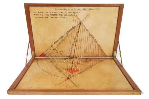Strumenti di misura antichi/4008-Strumento geometrico/Più info
