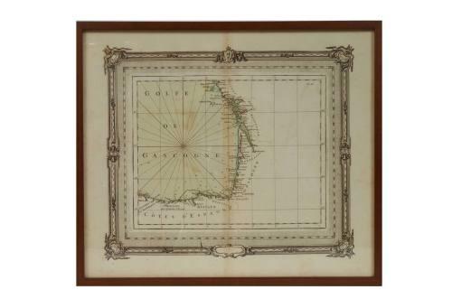 Antiquariato nautico/4028-Carta nautica/Più info