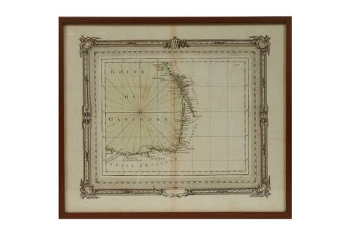 Nautical antiques/4028-Nautical map/More info