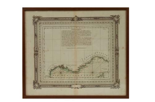 Antiquariato nautico/4029-Carta nautica/Più info