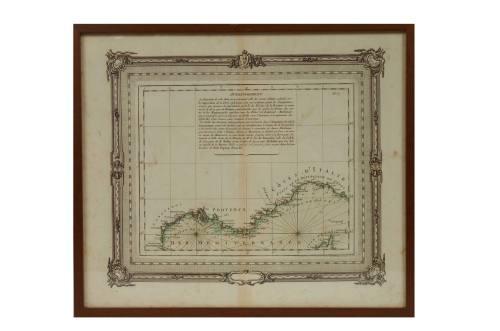 Nautical antiques/4029-Nautical map/More info