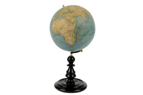 Antique globes-world maps/4133-Globe Vivien/More info
