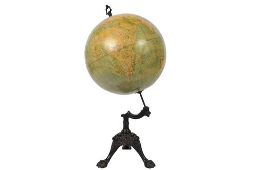 Globi-mappamondi antichi/4137-Globo Girard e Boitte/Più info