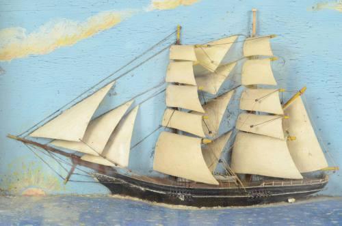 4298 diorama francese modelli di navi d 39 epoca e shop for Modello di paese francese