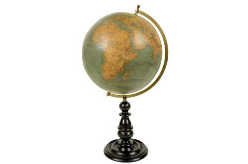 Antique globes-world maps/5077-Vivien globe/More info