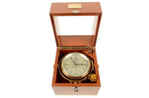 航海类古董/5119-古老和稀有的船载计时器/更多信息