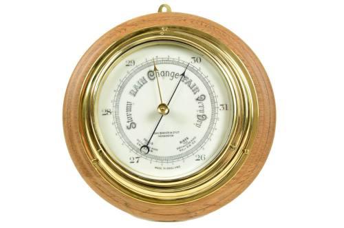 古色古香的晴雨表/5165-空盒气压表/更多信息