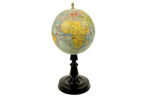 Antique globes-world maps/5274-Forest globe/More info