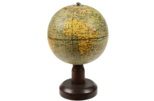 Antique globes-world maps/5355-French globe/More info