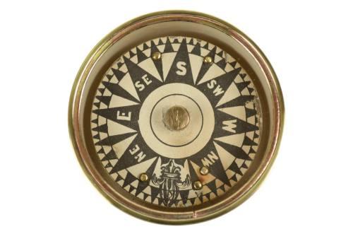 Bussole antiche/5463a-Bussola a secco/Più info