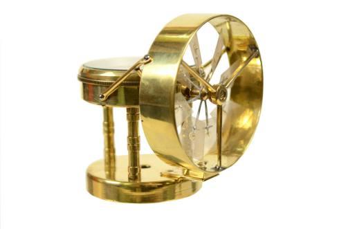 Strumenti di misura antichi/5509a-Antico anemometro/Più info