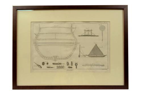 航海类古董/5691-Panckoucke打印/更多信息