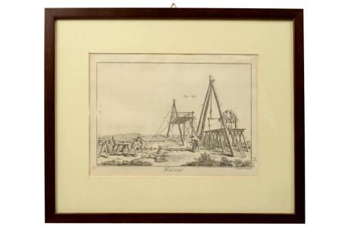 航海类古董/5693-Panckoucke打印/更多信息