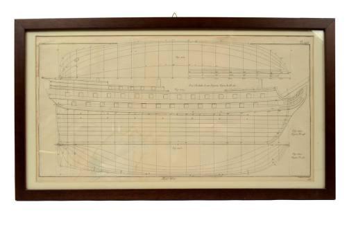 航海类古董/5701-Panckoucke打印/更多信息