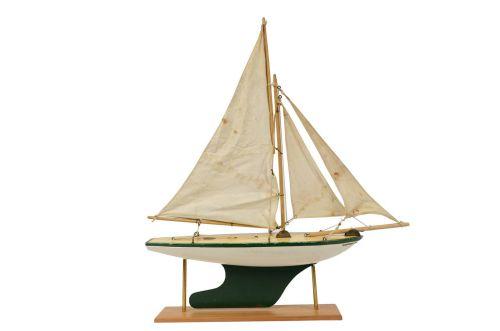 /5756-Barca giocattolo 1960/
