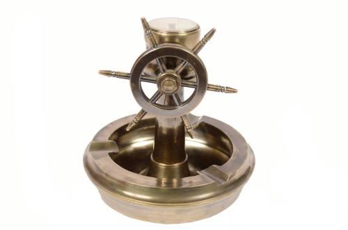 Nautical antiques/5774A-1950s ashtray/More info