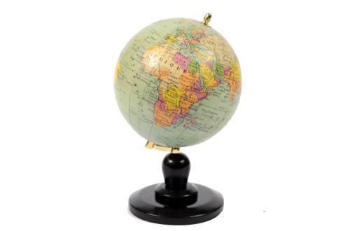 Globi-mappamondi antichi/5799-Globo francese/Più info
