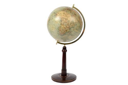Globi-mappamondi antichi/5893-Globo tedesco epoca/Più info