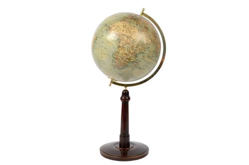 Antique globes-world maps/5893-Old german globe/More info