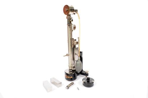 Strumenti di misura antichi/5967-Scleroscopio antico/Più info