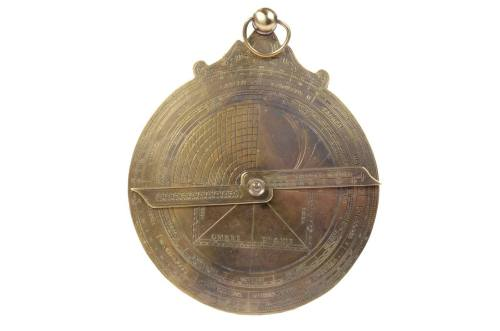 Astronomical instruments/6012-French astrolabe/More info