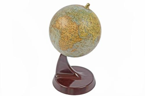 Antique globes-world maps/6238-Vallardi globe/More info
