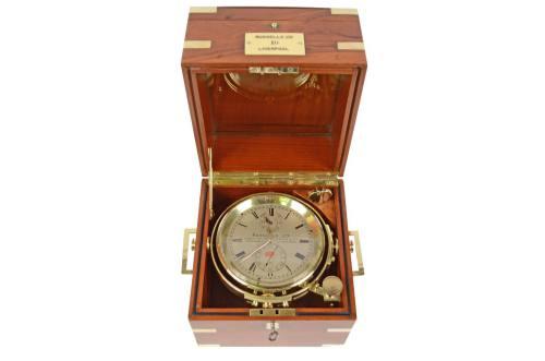 Nautical antiques/6279-Marine chronometer/More info