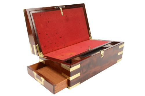 Nautical antiques/6315-Travel desk/More info