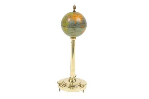 Globi-mappamondi antichi/6348A-Piccolo globo/Più info