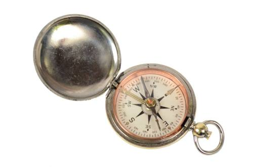 Antique compasses/6414-American compass/More info