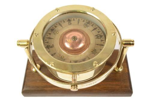 Antique compasses/6467-Vintage compass/More info